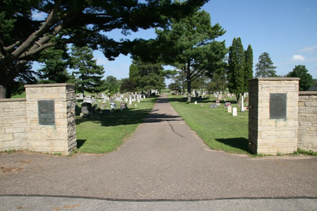 Arkansaw Memorial Cemetery