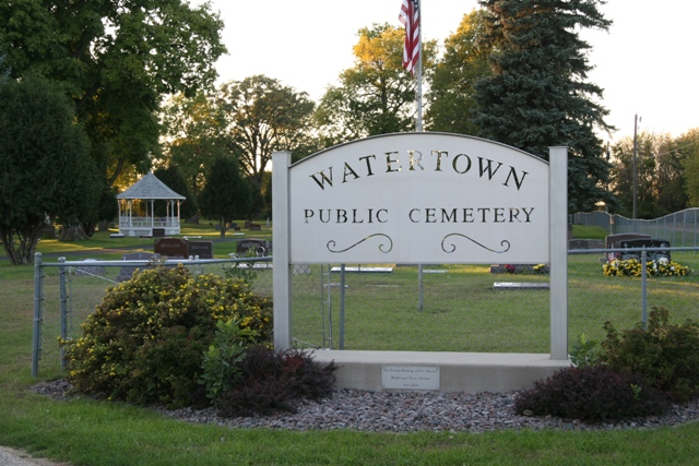 Watertown Public Cemetery